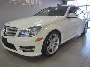 Mercedes-Benz C-Class  C250 4MATIC AMG PACKAGE 2012