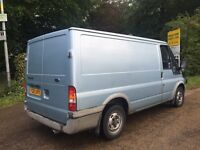 2003(03) FORD TRANSIT 280 SWB LOW ROOF TURBO DIESEL LOW MILEAGE 135k FULL MOT