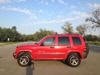 2004 Jeep Liberty Sport - Columbia Edition- Safetied