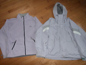Size Large Helly Hansen 3-in-1 Coat -$25