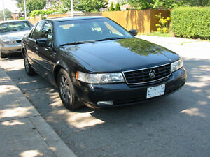 1999 Cadillac STS Sedan