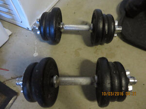 Gym Weight Plates And Bars