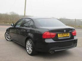 2011 61 BMW 3 SERIES 318D PERFORMANCE EDITION 4DR DIESEL