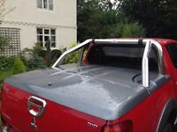 L200 Double Cab Lockable Canopy
