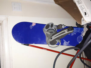 Looking to get rid of Snowboard and boots