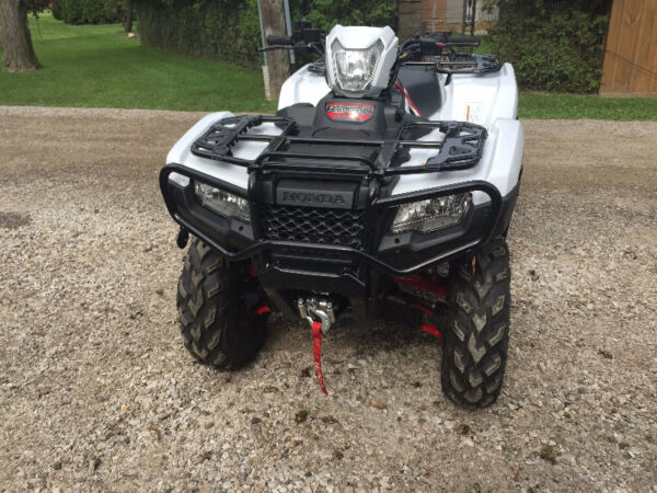 Used 2015 Honda TRX 500 Foreman Rubicon Deluxe - Special Edition