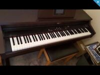 REDUCED - Roland HPi-5 Electronic Piano - owned from new, well looked after, looks and sounds as new