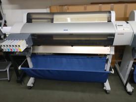 2 Epson stylus Pro 9600 large format printers
