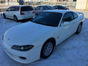 Nissan Silvia S15 - Spec S / Immaculate Condition - JDM RHD