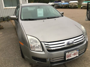 2008 FORD FUSION ONLY 94,000 KM     434-3000 REAL NICE CAR