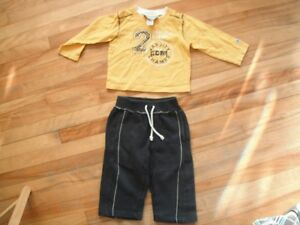 boys size 2T outfit