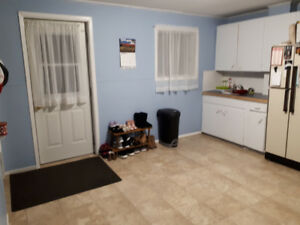 WEST ---  TWO BEDROOM HEATED