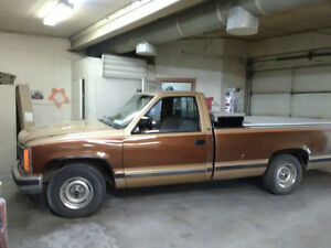 UPDATED PHOTOS 1989 GMC C/K 1500 Sierra SLX Pickup Truck
