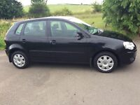 VOLKSWAGEN POLO 1.2s 55 5 Dr - MOT NOV (no advisories) ALLOYS, CHEAP TO RUN