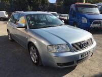 2005 Audi A6 1.9 TDI 130 SE 5dr 5 door Estate