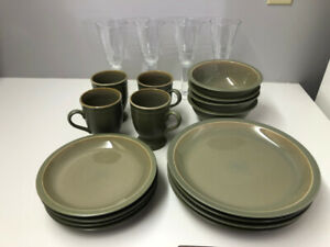 4 Piece Dinner Place Setting