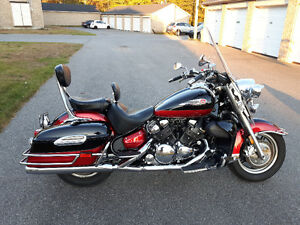 2005 Yamaha Royal Star Deluxe (28065 KM)