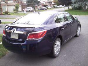 2010 Buick LaCrosse CX Sedan...TRADE FOR ??