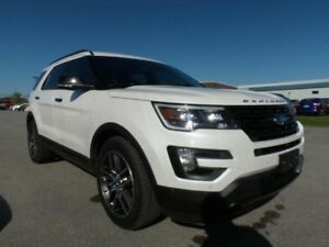 2016 Ford Explorer *CPO* SPORT 4WD 1.9% APR FREE WARRANTY