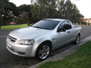 Price reduced! 2010 Holden Omega VE ute $8000neg