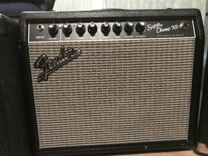Guitar Amp - Fender Super Champ XD Combo - REDUCED
