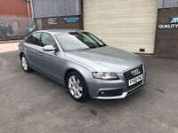 2010 60 AUDI A4 2.0TDI 143BHP AUTOMATIC MULTITRONIC SE,ONLY 57000 MILES WITH FSH