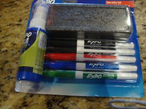 Expo Dry Erase Set