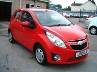 2010 (10) Chevrolet Spark 1.0 LS 5d ** 37,000 miles / £30 Tax **