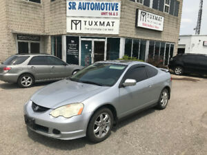 2003 Acura RSX PREMIUM / FULLY LOADED / AUTOMATIC Coupe (2 door)