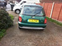 Nissan MICRA 2001 1.4 Automatic 5Door