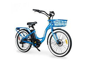 Vélo électrique. Velec model BC48 48V/350W