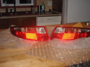lumière feux de position arrière, Porsche 911 2006