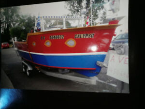 bateau artisanal