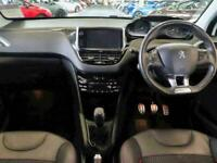 2017 Peugeot 208 1.2 PureTech 110 GT Line 5dr Hatchback Petrol Manual