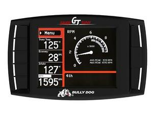 Bully Dog Chip Programmer Dodge Ram Cummins Ford F250 F350 Powerstroke Sierra Silverado Duramax Diesel 40420