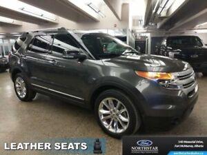 2015 Ford Explorer XLT|Rem Start|Nav|Dual Panel Moonroof|Tow Pkg