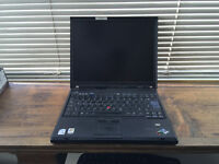 LENOVO IBM THINKPAD LAPTOP T60 EN EXCELLENT ETAT DUAL CORE