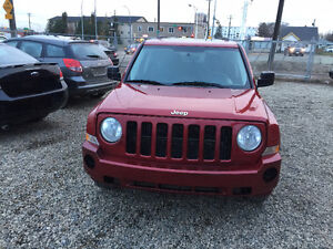 2010 JEEP PATRIOT 4X4    1 OWNER    1 YEAR WARRANTY Edmonton Edmonton Area image 4
