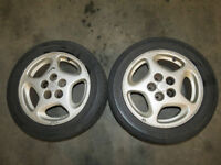 JDM Nissan 300ZX GC32 Z32 Fairlady OEM RIMS, Wheels, Mags