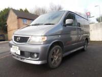 2006 Mazda Bongo Friendee Aero City Runner 2 Litre Petrol Auto Rear Kitchen
