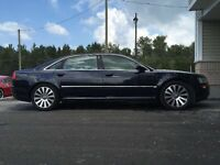 2004 Audi A8 L AWD Safety and E tested