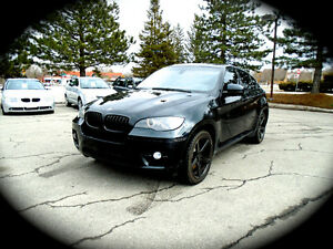 2009 BMW X6 50i XDrive TwinPowerTurbo.  AWD, *NAViGATION & DVD.*