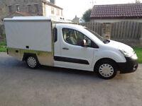 "2013 (13reg) Citroen Berlingo Jiffy ""Panino"" Sandwich Truck, Snack/Catering Van"