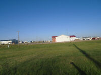Vacant residential lots zoned R4 in Provost!