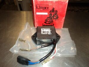 CDI BOX PART #01-143-20 ARTIC CAT, KAWASAKI, JOHN DEERE,