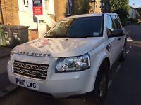 2010 Land Rover Freelander 2 White for sale