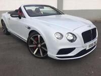 2016 16 BENTLEY CONTINENTAL 4.0 V8 S MULLINER DRIVING SPEC 2 TONE LEATHER