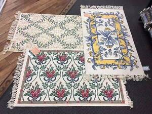 Cotton Mats Small Rugs - Clearance $2 each!! All must go !! Osborne Park Stirling Area Preview