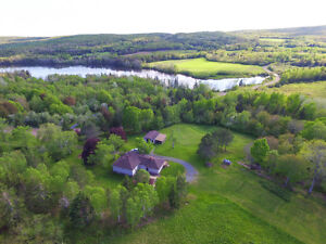 Antigonish Co. Home and 6.7ac of Land