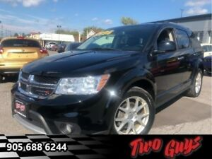 2017 Dodge Journey GT Leather | AWD| Uconnect | 7pass